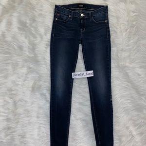 "Hudson Jeans ""Krista"" Super Skinny Jeans (26)"